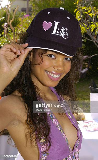 Jennifer Freeman at Lure during Silver Spoon Hollywood Buffet Day One at Private Estate in Los Angeles California United States Photo by Mark...