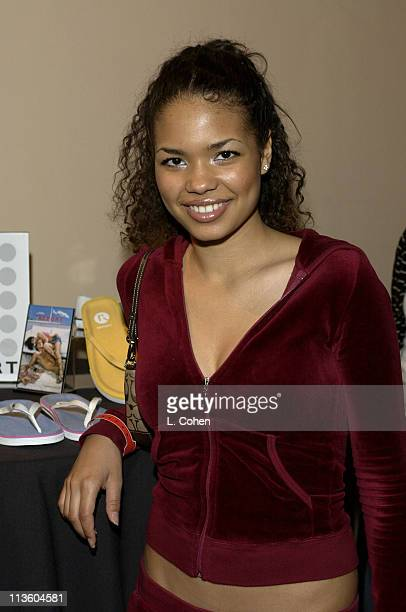 Jennifer Freeman at Report during The Oxygen Celebrity Dodgeball Tournament to Benefit the Elizabeth Glaser Pediatric AIDS Foundation Celebrity Gift...