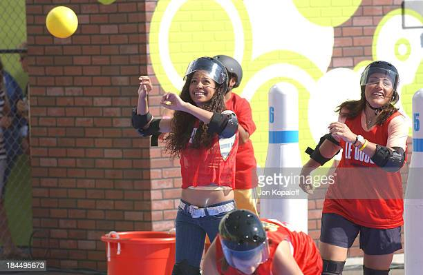 Jennifer Freeman during Nickelodeon's Worldwide Day of Play Show at Nick on Sunset Studios in Hollywood in Hollywood California United States