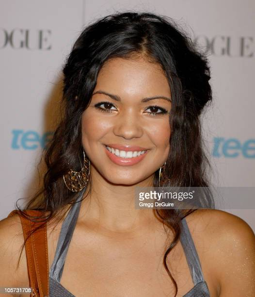 Jennifer Freeman during Teen Vogue Celebrates 'Young Hollywood Issue' Arrivals at Hollywood Roosevelt Hotel in Hollywood California United States