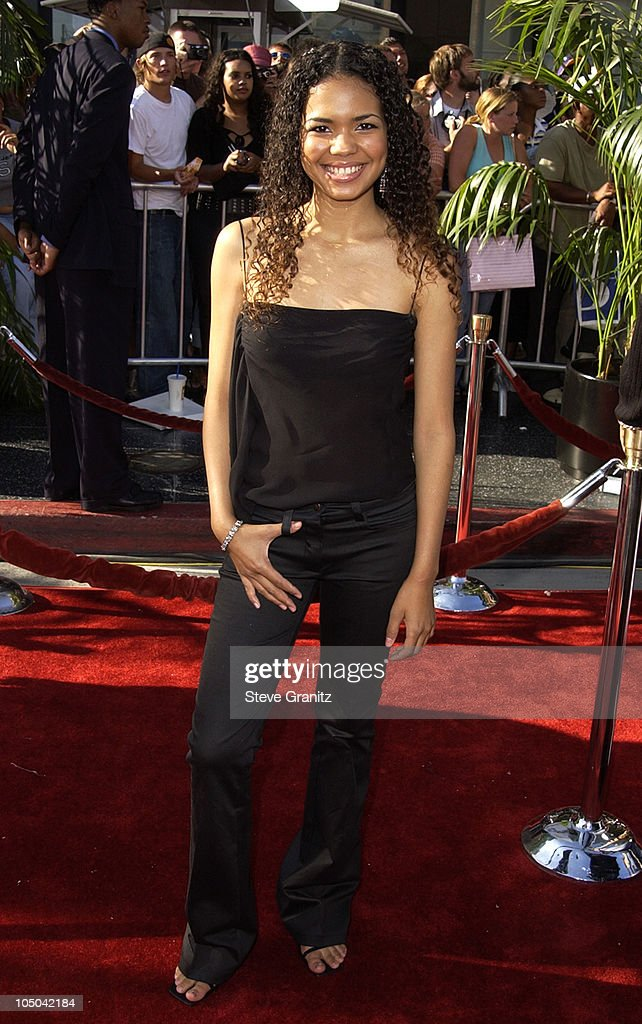 Jennifer Freeman during The 2nd Annual BET Awards - Arrivals at The Kodak Theater in Hollywood, California, United States.