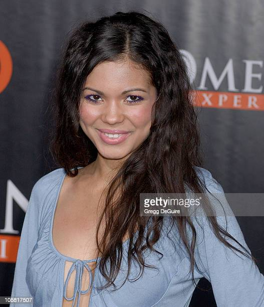 Jennifer Freeman during 'The Seat Filler' Los Angeles Premiere Arrivals at El Capitan Theatre in Hollywood California United States