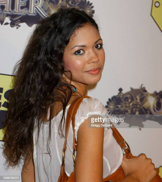 Jennifer Freeman during Usher Hosts Exclusive TRUTH TOUR DVD Launch Party at Hollywood Roosevelt Hotel in Hollywood California United States