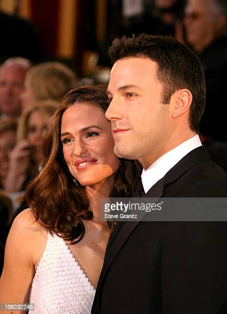 Jennifer Garner and Ben Affleck nominee Best Performance by an Actor in a Supporting Role in a Motion Picture for 'Hollywoodland'