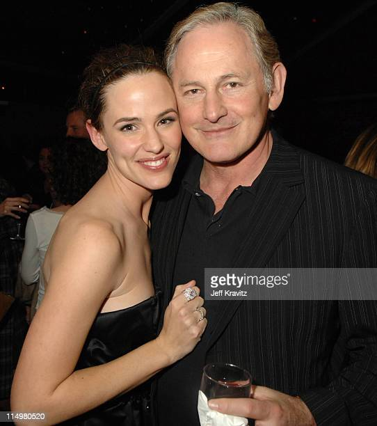 Jennifer Garner and Victor Garber during Catch and Release Los Angeles Premiere After Party at Les Deux in Hollywood California United States