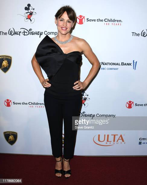 """Jennifer Garner arrives at the Save the Children's """"Centennial Celebration: Once In A Lifetime"""" Presented By The Walt Disney Company at The Beverly..."""