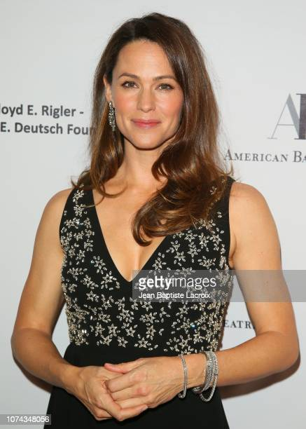 Jennifer Garner arrives to the American Ballet Theatre's Annual Holiday Benefit held at The Beverly Hilton Hotel on December 17 2018 in Beverly Hills...