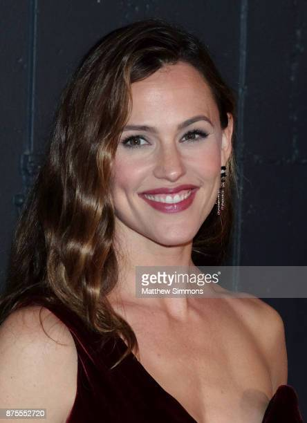 Jennifer Garner at the premiere of IFC Films' 'The Tribes Of Palos Verdes' at The Theatre at Ace Hotel on November 17 2017 in Los Angeles California