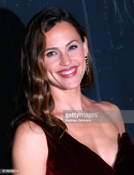 Jennifer Garner at the premiere of IFC Films' The Tribes Of Palos Verdes at The Theatre at Ace Hotel on November 17 2017 in Los Angeles California