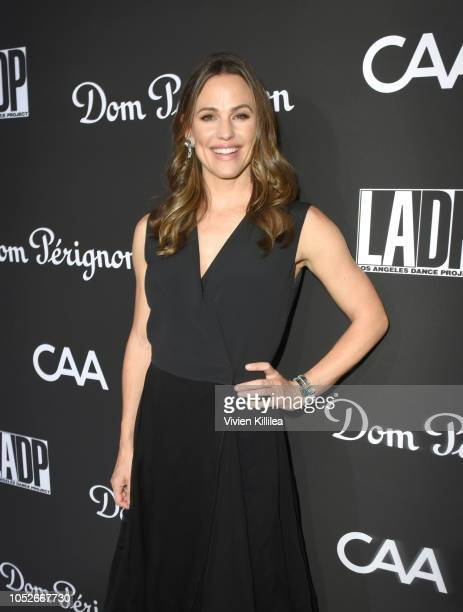 Jennifer Garner attends the 2018 LA Dance Project Gala at Hauser Wirth on October 20 2018 in Los Angeles California