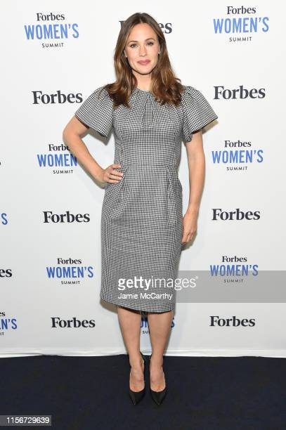 Jennifer Garner attends the 2019 Forbes Women's Summit at Pier 60 on June 18, 2019 in New York City.