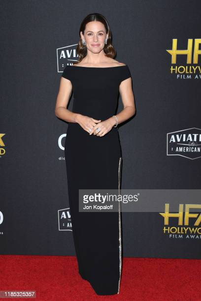 Jennifer Garner attends the 23rd Annual Hollywood Film Awards at The Beverly Hilton Hotel on November 03 2019 in Beverly Hills California