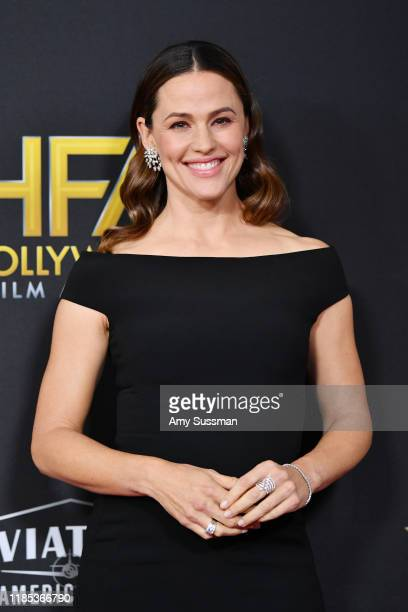 Jennifer Garner attends the 23rd Annual Hollywood Film Awards at The Beverly Hilton Hotel on November 03, 2019 in Beverly Hills, California.