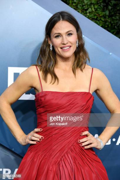 Jennifer Garner attends the 26th Annual Screen ActorsGuild Awards at The Shrine Auditorium on January 19, 2020 in Los Angeles, California.