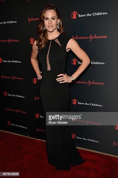 Jennifer Garner attends the 3rd Annual Save the Children Illumination Gala on November 17 2015 in New York City