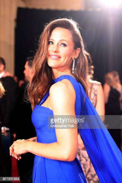 Jennifer Garner attends the 90th Annual Academy Awards at Hollywood Highland Center on March 4 2018 in Hollywood California