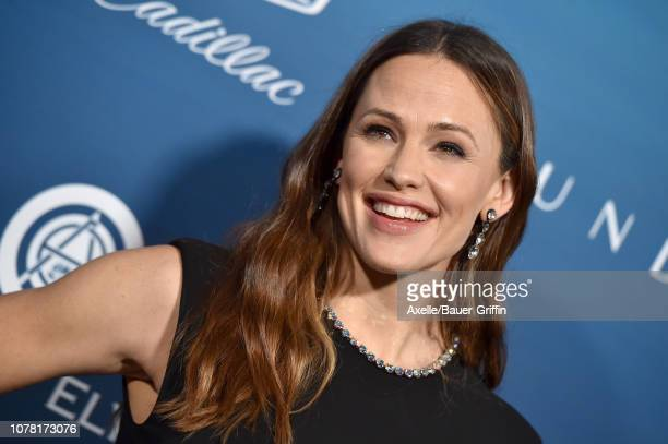 Jennifer Garner attends The Art of Elysium's 12th Annual Celebration Heaven on January 5 2019 in Los Angeles California