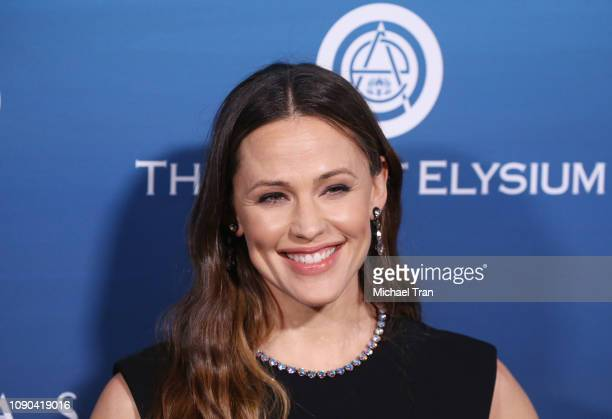 Jennifer Garner attends The Art Of Elysium's 12th Annual Celebration Heaven held on January 05 2019 in Los Angeles California