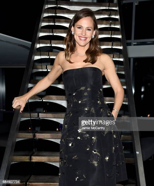 Jennifer Garner attends The Cinema Society Hosts A Screening Of IFC Films' Wakefield After Party at Hotel on Rivington on May 18 2017 in New York City