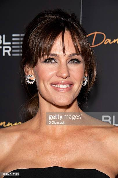 Jennifer Garner attends the Danny Collins New York Premiere at AMC Lincoln Square Theater on March 18 2015 in New York City