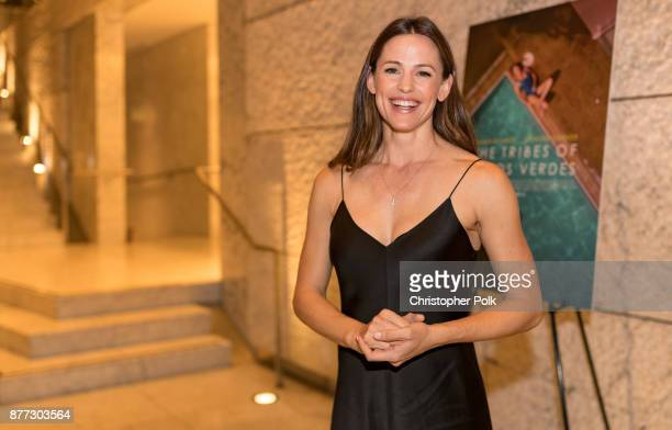 Jennifer Garner attends the Screening Of IFC Films' The Tribes Of Palos Verdes at the Ray Kurtzman Theater on November 21 2017 in Los Angeles...