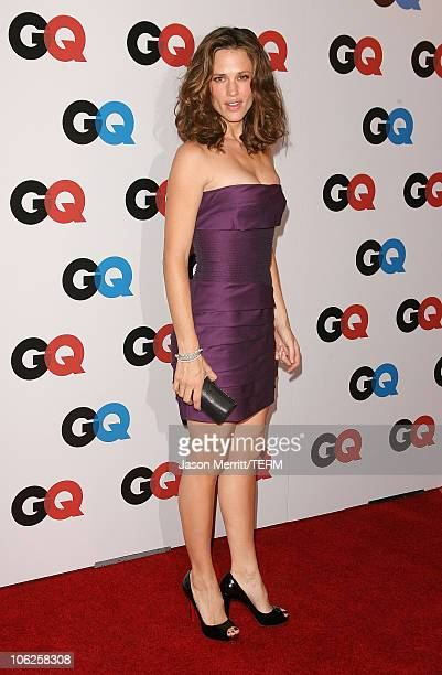 Jennifer Garner during GQ Man of the Year Awards Arrivals at Sunset Tower Hotel in Los Angeles California United States