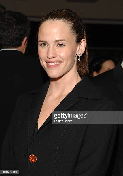 Jennifer Garner during Miramax Films and British Fragrance House Jo Malone Join to Celebrate 2007 OscarNominated Films 'The Queen' and 'Venus' at...