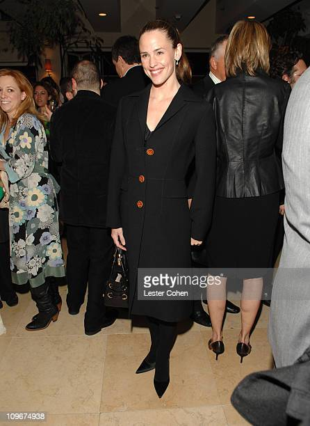 Jennifer Garner during Miramax Films and British Fragrance House Jo Malone Join to Celebrate 2007 OscarNominated Films The Queen and Venus at Sunset...