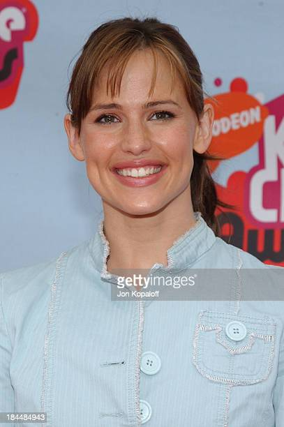 Jennifer Garner during Nickelodeon's 17th Annual Kids' Choice Awards Arrivals at Pauley Pavillion in Westwood California United States