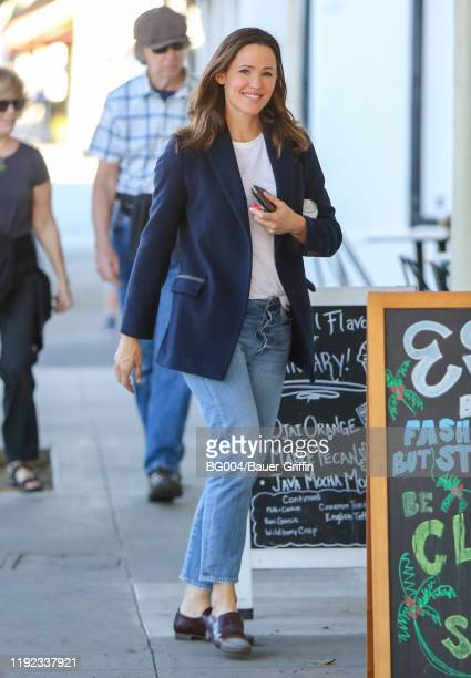 Jennifer Garner is seen on January 06, 2020 in Los Angeles, California.