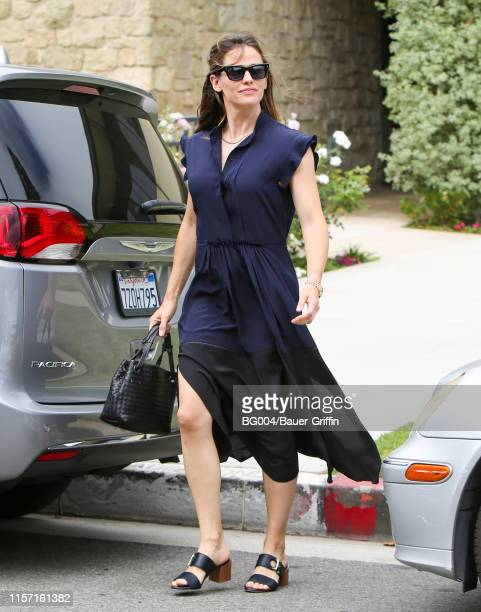 Jennifer Garner is seen on July 21 2019 in Los Angeles California