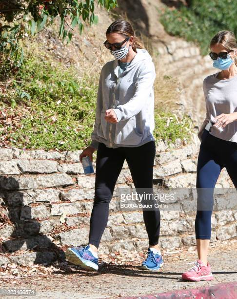 Jennifer Garner is seen on June 29, 2020 in Los Angeles, California.