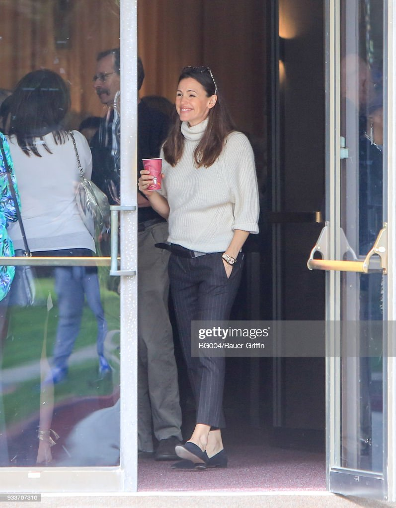 Celebrity Sightings In Los Angeles - March 18, 2018
