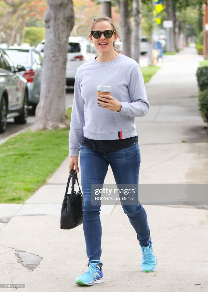 CA: Celebrity Sightings In Los Angeles - March 20, 2019