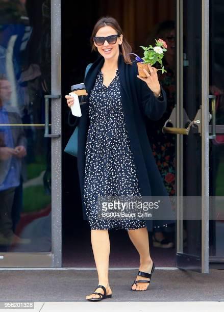 Jennifer Garner is seen on May 13 2018 in Los Angeles California