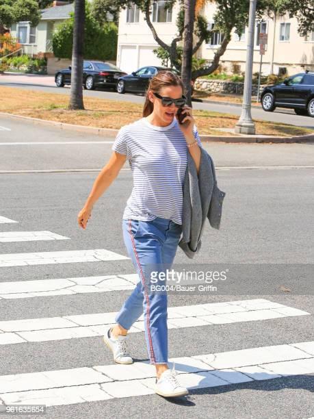 Jennifer Garner is seen on May 22 2018 in Los Angeles California