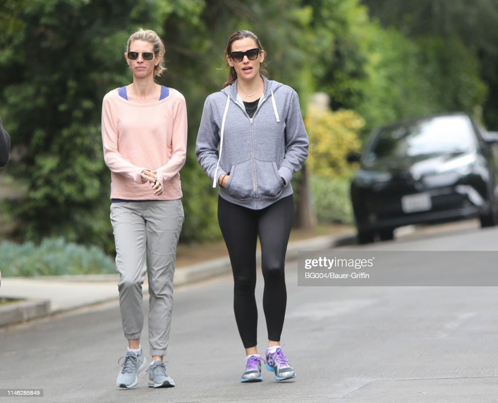 CA: Celebrity Sightings In Los Angeles - May 25, 2019