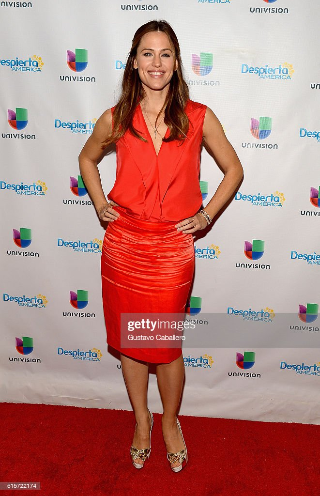 "Celebrities On The Set Of Univisions ""Despierta America"" - March 15 2016"
