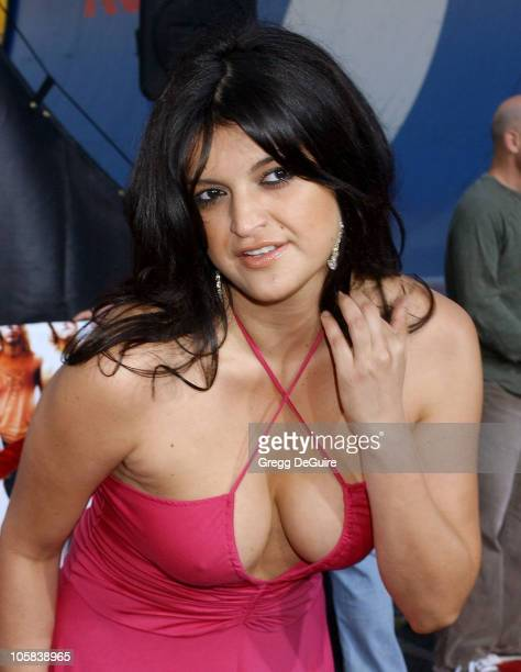 Jennifer Gimenez during Lords of Dogtown Los Angeles Premiere Arrivals at Grauman's Chinese Theatre in Hollywood California United States