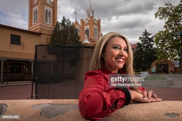 Jennifer GomezChavez EdD for What Unites Us on September 2017 in Albuquerque NM