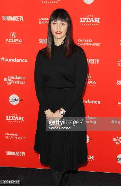 Jennifer Goodridge attends the Indie Episodic Program 5 during the 2018 Sundance Film Festival at The Ray on January 23 2018 in Park City Utah