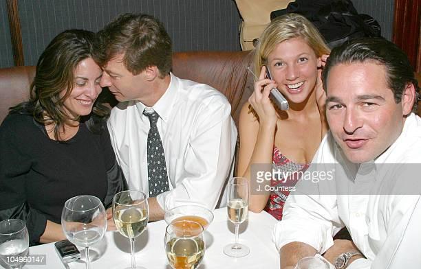 Jennifer Gould, Bracen Kiel, Claudia Ingeles and Jon Mason of the the New York Post