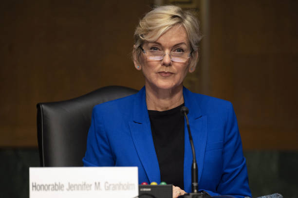 DC: Jennifer Granholm Confirmation Hearing For Secretary Of Energy Before Senate Energy & Natural Resources Committee
