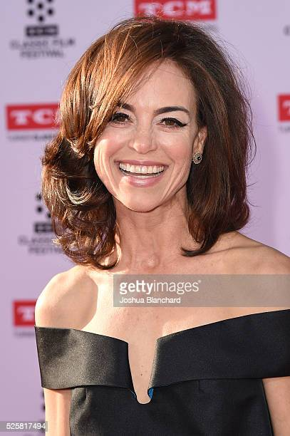 Jennifer Grant arrives at TCM Classic Film Festival 2016 Opening Night Gala 40th Anniversary Screening of All The President's Men at TCL Chinese...
