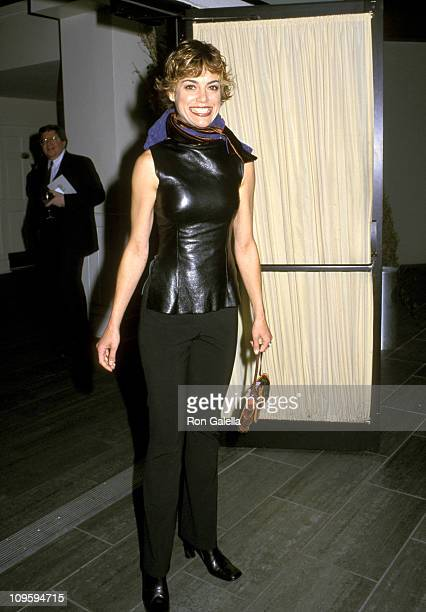 Jennifer Grant during Atlantic Theater 15th Anniverary Benefit May 22 2000 at Chelsea Piers in New York City New York United States