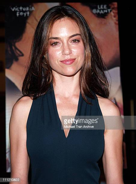 Jennifer Grant during Going Shopping Los Angeles Premiere Arrivals at Directors Guild of America Theatre in Los Angeles California United States