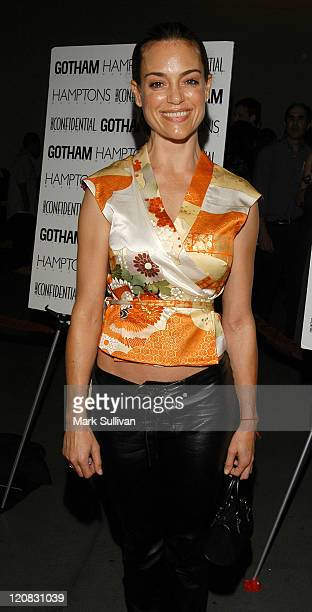 Jennifer Grant during Los Angeles Confidential Magazine Celebrates the World Premiere of Comedy Central's Kid Notorious at Mann Chinese 6 Theatre in...