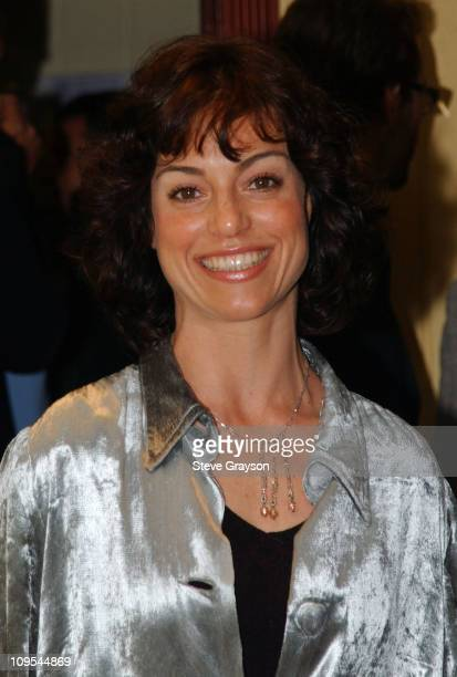 Jennifer Grant during The Los Angeles Opening of the OffBroadway Play Tape at The Coast Playhouse in West Hollywood California United States