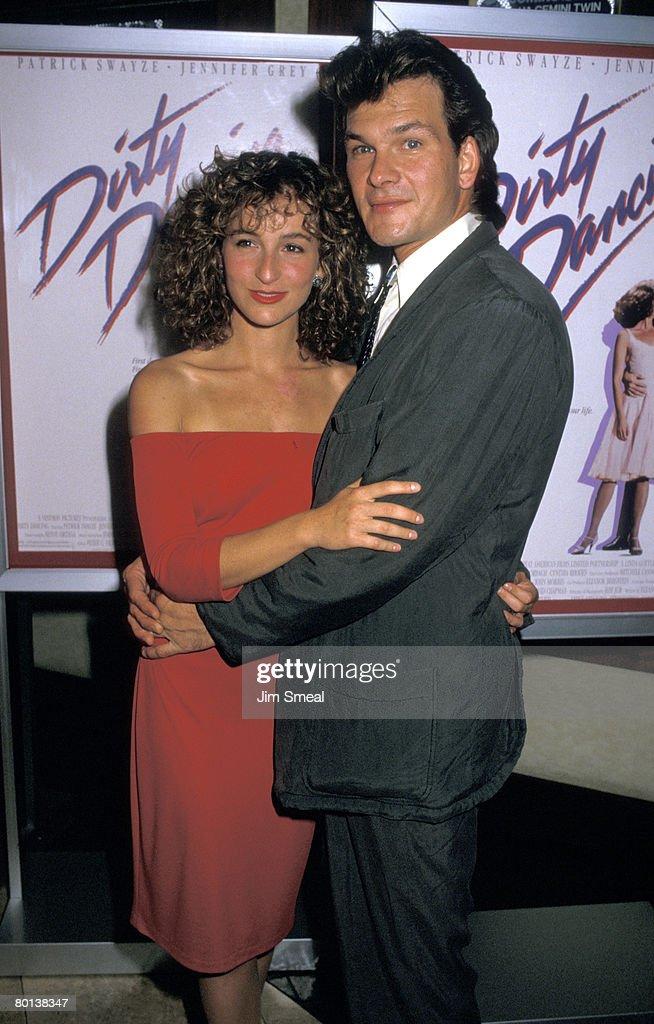 Jennifer Grey And Patrick Swayze Nachrichtenfoto Getty Images
