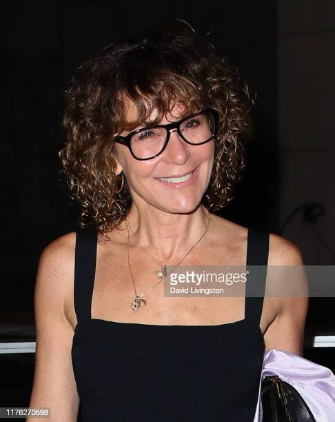 Jennifer Grey attends the Center Theatre Group's A Play Is a Poem opening night performance at Mark Taper Forum on September 21 2019 in Los Angeles...